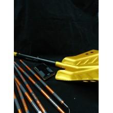 АРЕНДА лавинный комплект Профи Биппер+щуп+лопата