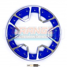 Бэдлок синий Can-Am BRP Maverick x3 XRS 705402545