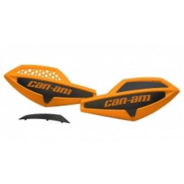 Защита рук оранжево-черная Can Am BRP 715003813