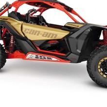 Защита порогов Lonestar Racing для BRP Maverick x3 715004165
