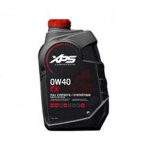Масло моторное XPS синтетика 0W40 1л Can-Am BRP 619590114 779139 779286