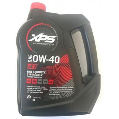 Масло моторное Can Am XPS синтетика 0W40 4л 619590115 293600115 779140