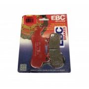 Колодки тормозные передние\задние правые EBC для BRP Maverick x3 FA683R