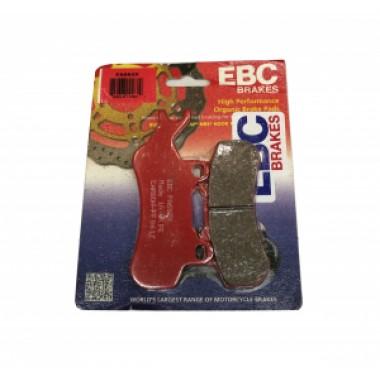 Колодки тормозные передние левые EBC для BRP Maverick x3 FA682R