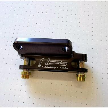Кронштейн крепления рулевых тяг Hess BRP Maverick x3
