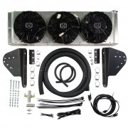 Комплект выноса радиатора HESS-motorsports для Can Am Maverick x3 3 вентилятора