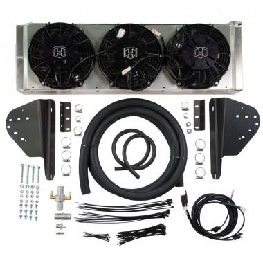 Комплект выноса радиатора HESS-motorsports для Can Am Maverick x3