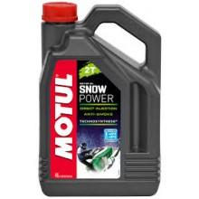 Масло для снегоходов Motul SnowPower 2T 106600