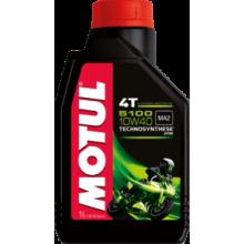 Моторное масло Motul 5100 4T 10W40