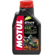 Масло моторное Motul ATV UTV Expert 10W40 1л