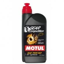 Трансмиссионное масло Motul Gear Competition 75W140