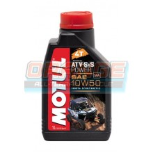 Масло моторное Motul ATV SxS Power 10W50 1 литр