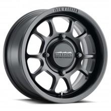 "Диск c Bead Grip Method Race Wheels MR409 R15 7"" 4x136 4+3 106.2mm MATT BLACK"
