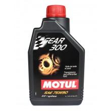Трансмиссионное масло Motul Gear 300 75W90 105777