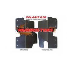 Защита радиатора Mud-busters для Polaris RZR XP 1000