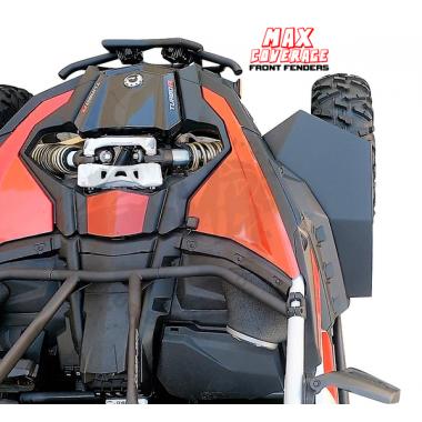 Доп расширители Mud-busters для BRP Maverick x3 широкие