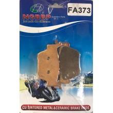 Колодки задние NGBBP для Honda TRX 420/450/650/680 06435-HN8-016 FA373