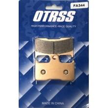 Колодки задние OTRSS для CFMOTO X6/X8 9010-0805A0 FA344