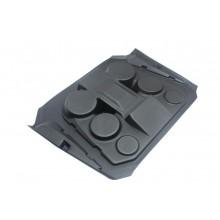Музыкальная вставка в пластиковую крышу RZR 800/900 PANZERBOX