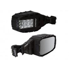 RIGID Зеркала с фарами и поворотниками 64011