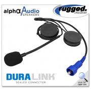 Гарнитура для шлема Rugged Radios Alpha Audio Offroad