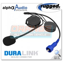 Гарнитура для шлема Rugged Radios Alpha Audio Offroad