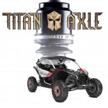 Привод задний S3powersports для Can Am Maverick x3 XRS XMR XRC Titan