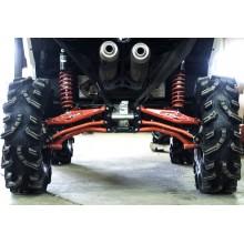 Рычаги задние нижние изогнутые S3powerSports для BRP Maverick XRS S3052