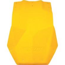Защита днища полная снегохода Ski Doo REV-XP желтая  860200288
