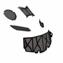 Комплект решетки фильтра предварительной очистки Ski Doo 860200610