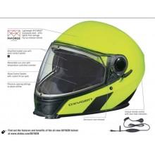 Шлем Ski Doo Oxygen желтый L 9290010926