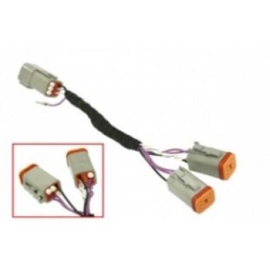 Адаптор SPI для подключения аксессуаров Ski Doo 860201141 SM-01602