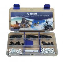 Грузики вариатора Venom для BRP Maverick x3 55-71гр 932020