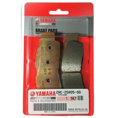 Колодки тормозные передние левые для Yamaha YXZ1000 2HC-25805-00-00